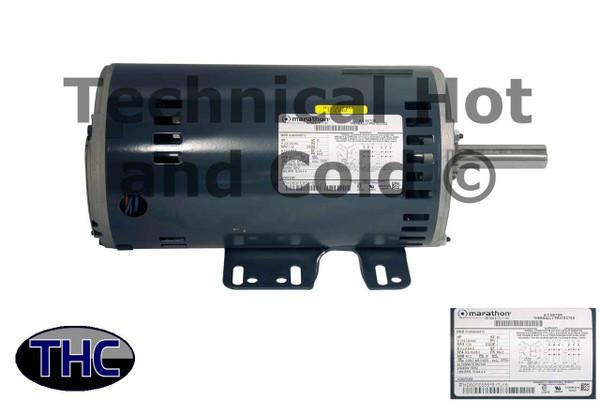 Carrier HD60FE655 Blower Motor