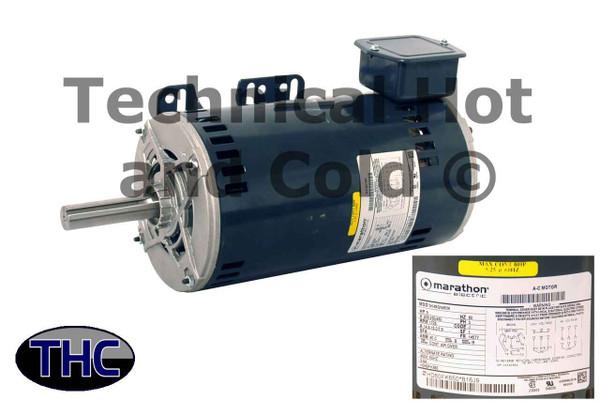 Carrier HD60FK650 Blower Motor