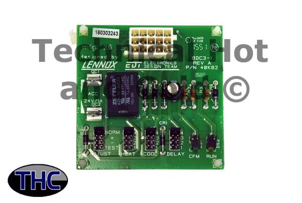 Lennox 40K82 Control Board