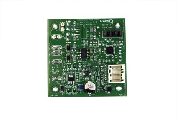 Lennox 63W36 Fan Motor Control Board