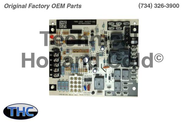 Lennox 85W79 Integrated Furnace Control Board