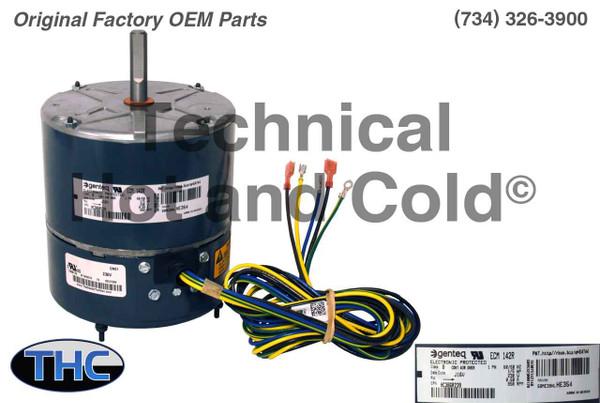 Carrier HC38GR239 ECM 142R Fan Motor Assembly
