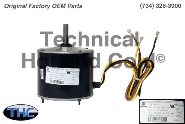 Carrier HB39GQ230 Fan Motor