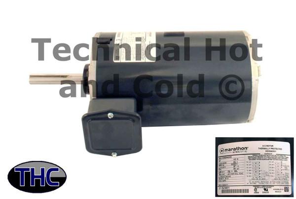 Carrier HD56AK651 Fan Motor