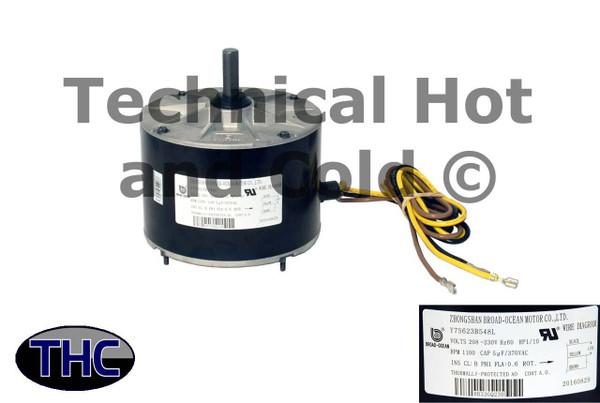 Carrier HB33GQ230 Fan Motor