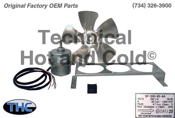 Kanto-Seiki KAN08187 Fan Motor Assembly