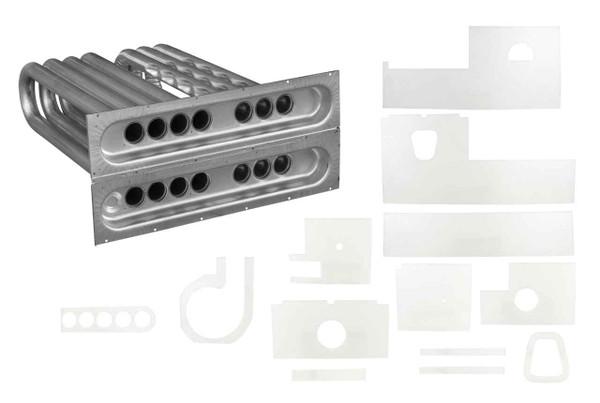 Carrier 48TJ660005 Heat Exchanger w/ Gasket Kit