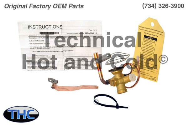 Carrier 332368-763 Thermal Expansion Valve