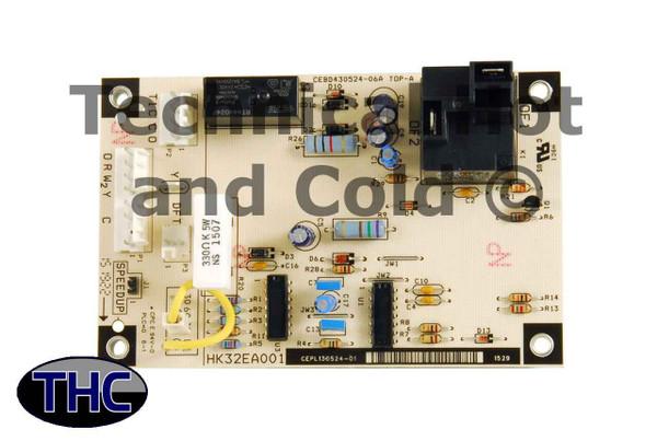 Carrier HK32EA001 Defrost Control Board