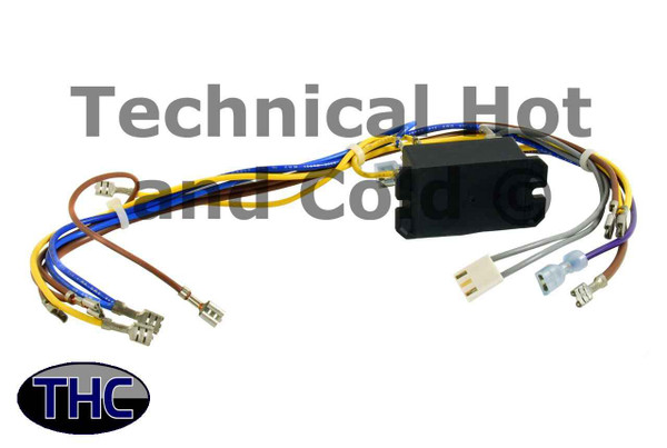 Carrier 331488-701 Start Relay w/ Wire Harness
