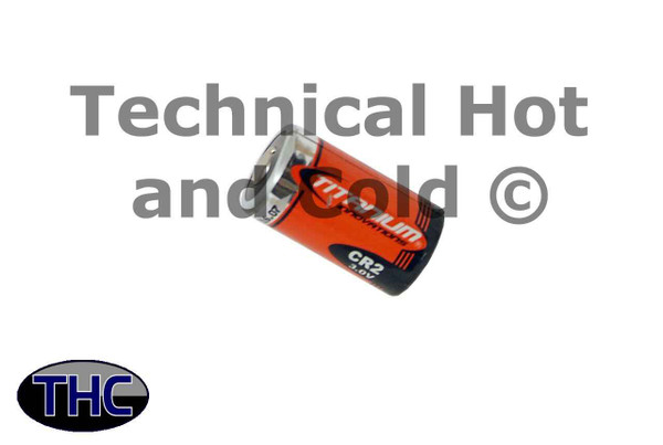 Titanium Innovations LiMNO2 CR2 Battery