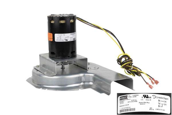 Carrier 48TM000647 Draft Inducer Motor Assembly