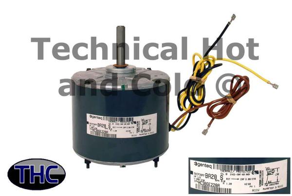 Carrier HC38GE228 Fan Motor
