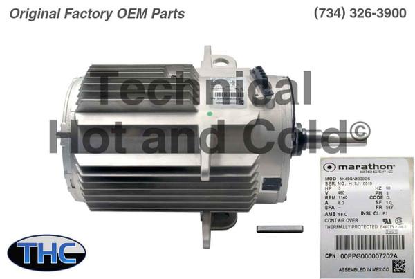 Carrier 00PPG000007202A Fan Motor