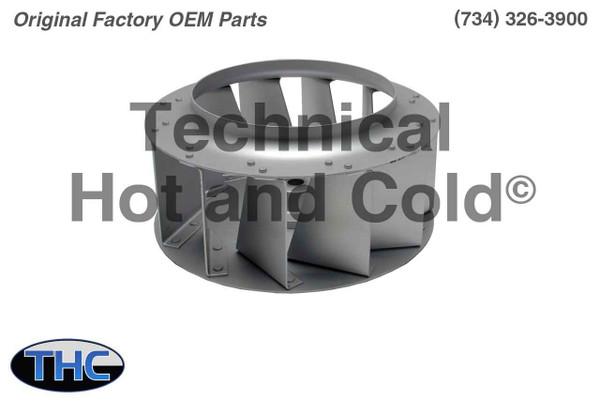 AAON P79910 Inducer Blower Wheel