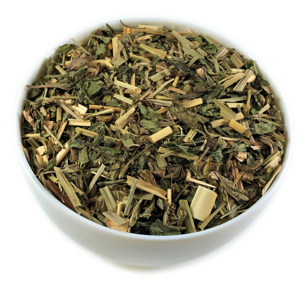 Organic Peppermint Lemongrass Blend