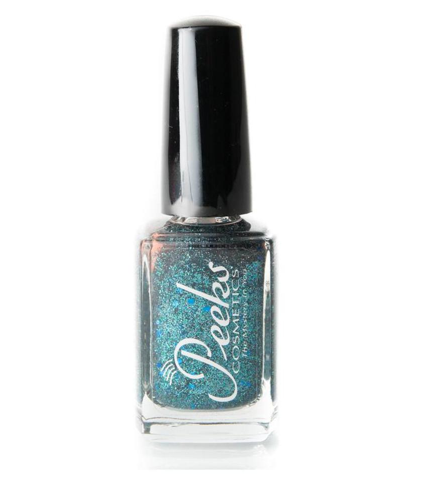 Cosmos (Glitter Blue)