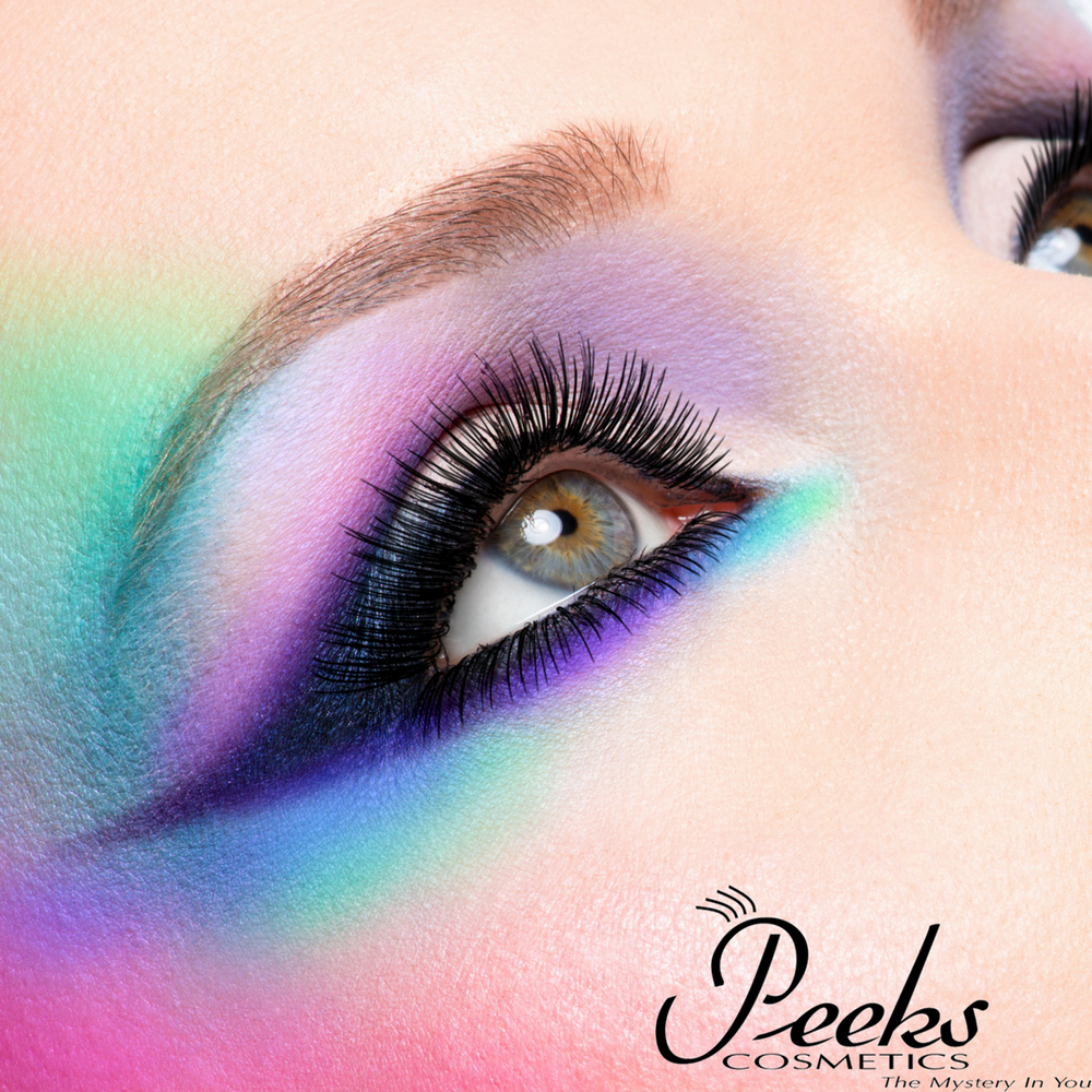 Get To Know Peeks Cosmetics Loose Powder Eye Shadows
