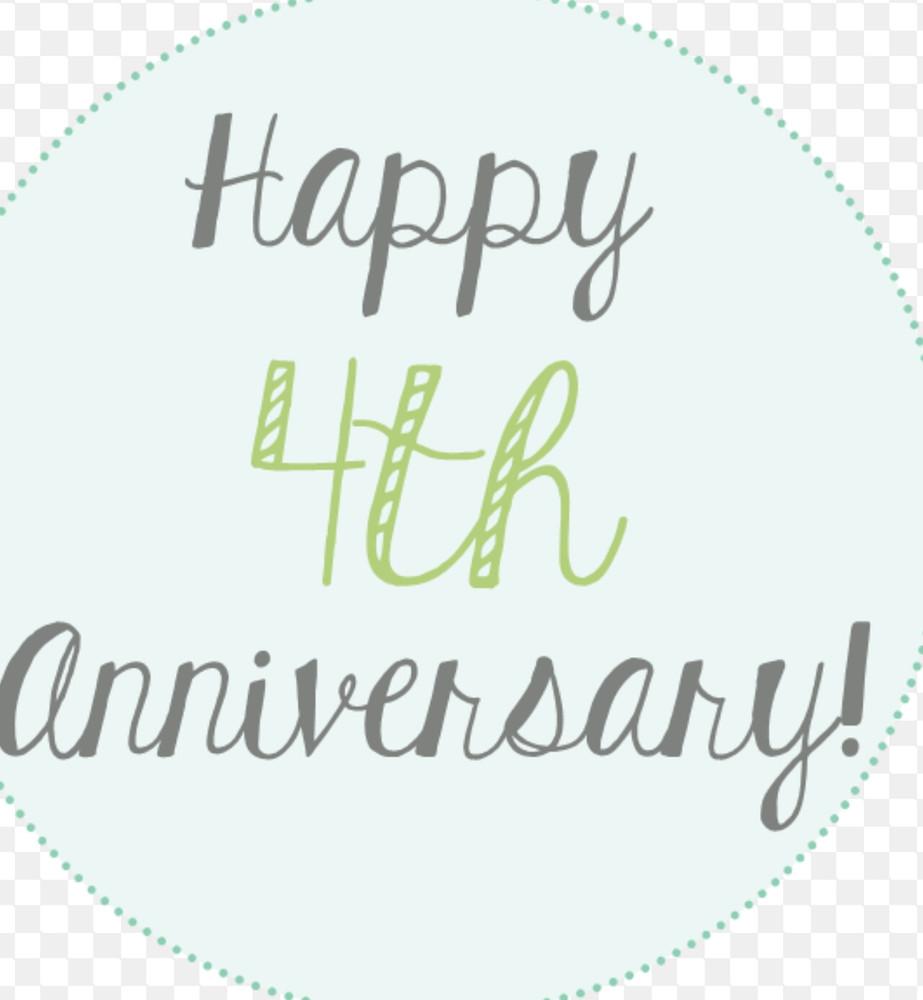 Happy 4 Year Anniversary Peekers!!!!