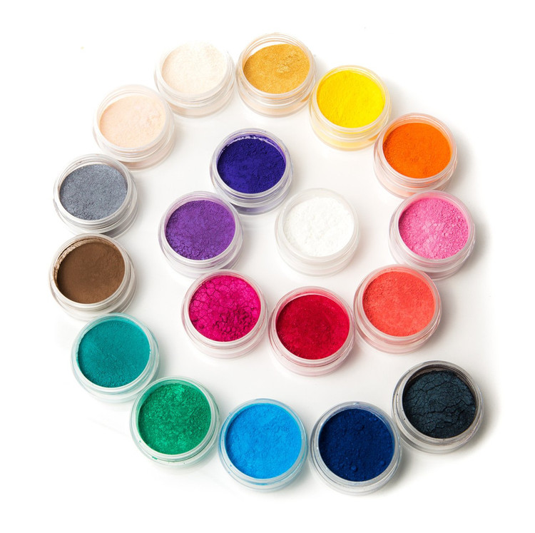 Eyeshadow plus Primer - All Colors (19)