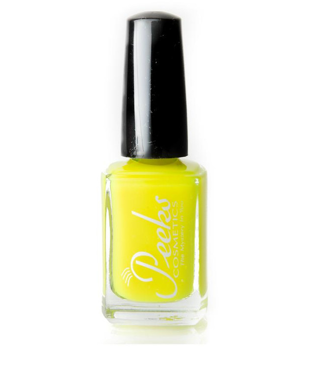 On The Verge (Neon Yellow)