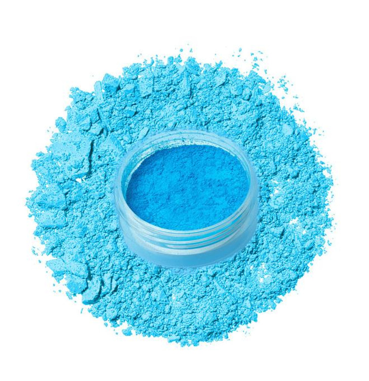 Tropical Blue (Blue)