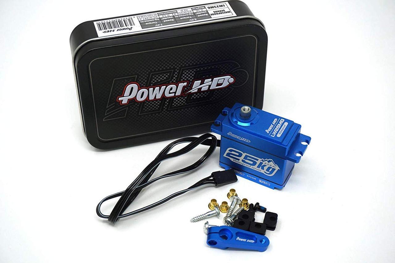 LW-25MG Power HD Digital Servo Waterproof