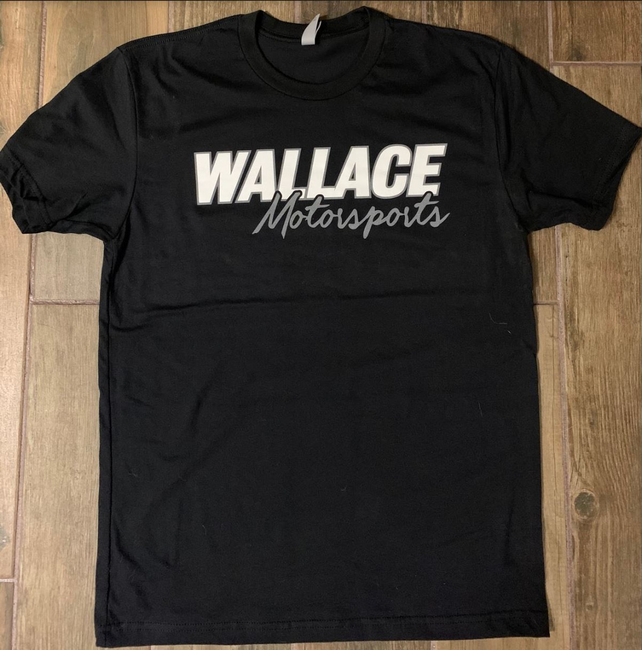 Wallace Motorsport T-Shirt (Black)