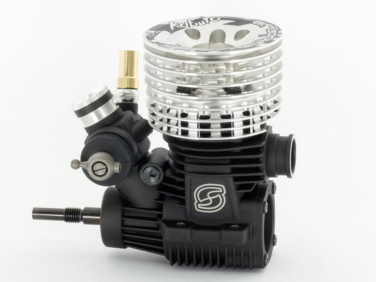 SMJ Kabuto R21 Model'18 Engine (Pre-Run)