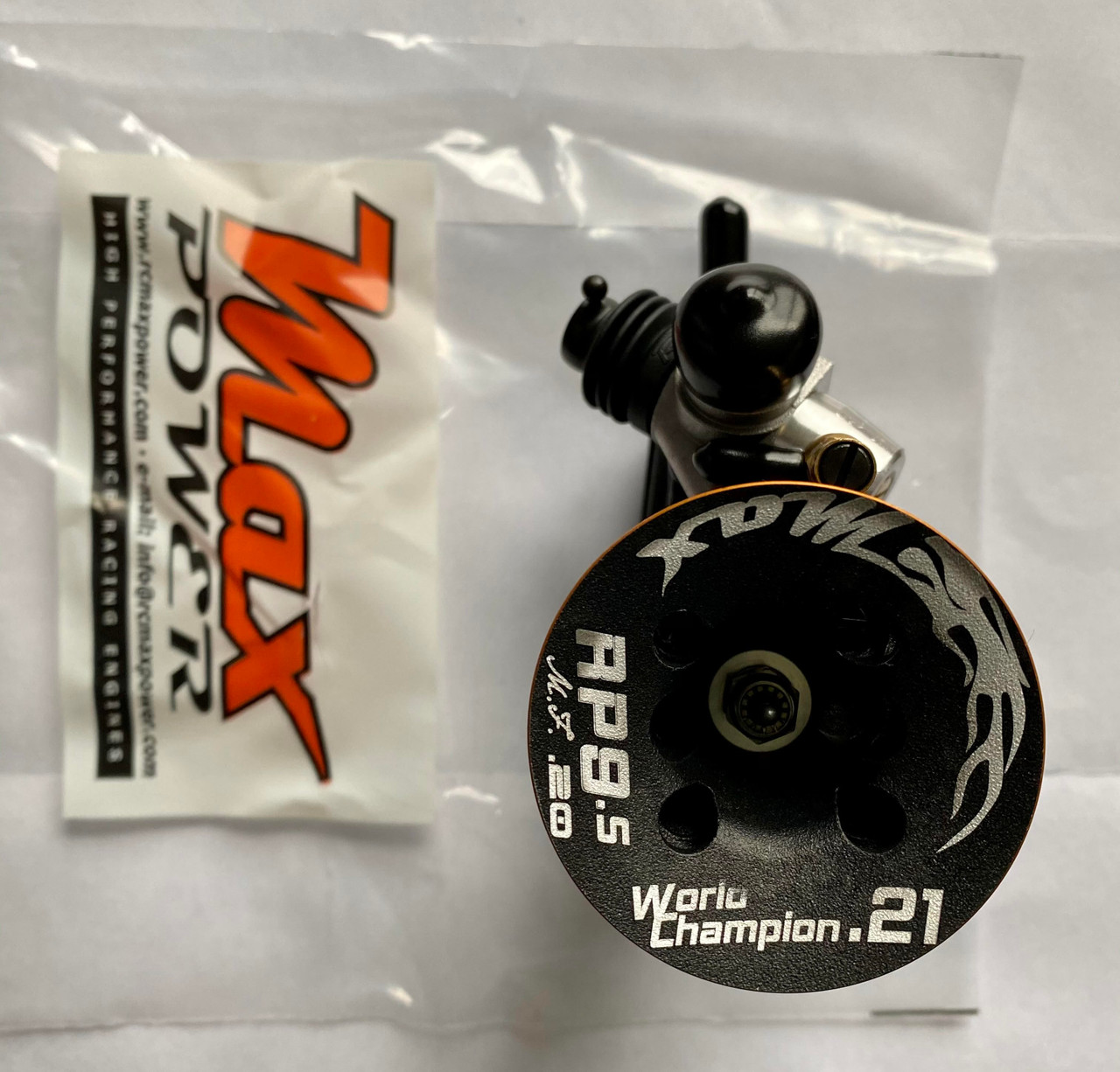 MX-21-MAX-RP9-S-WC - .21 Max Power RP9.S WC 2020