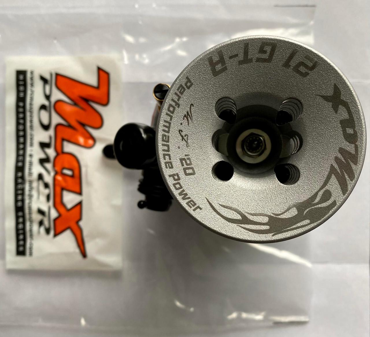 MX-21-MAX-GT-RX - .21 Max Power GT Engine