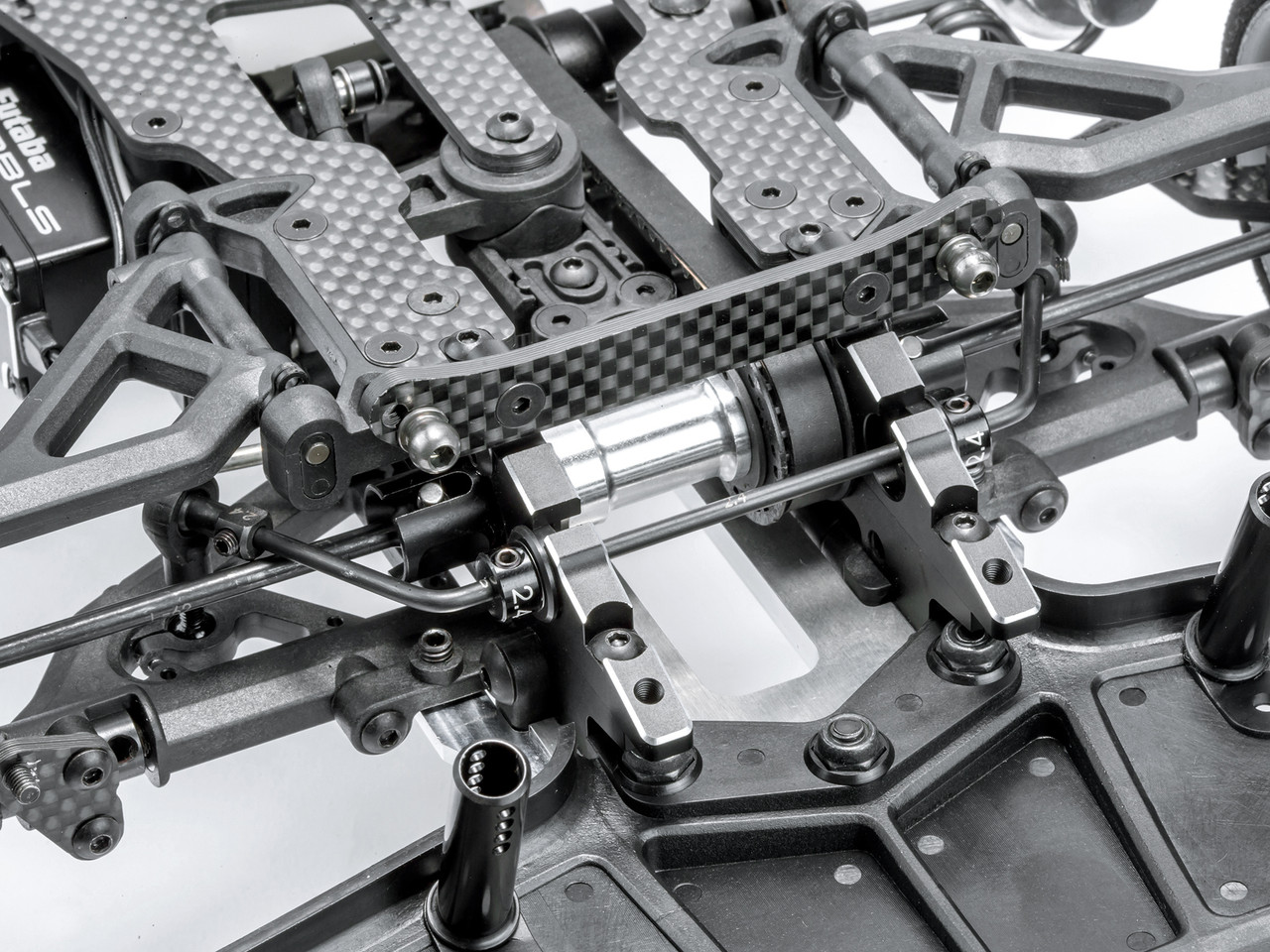 IF18-2 1/8 GP RACING CHASSIS KIT (Pre-Order Kit Only)