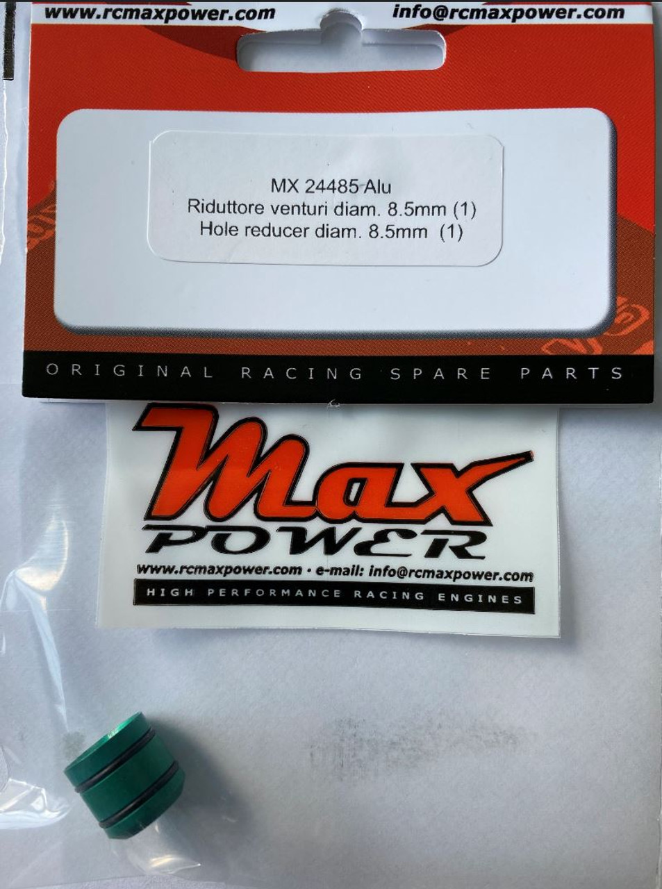 Max Power - 8.5mm Venturi