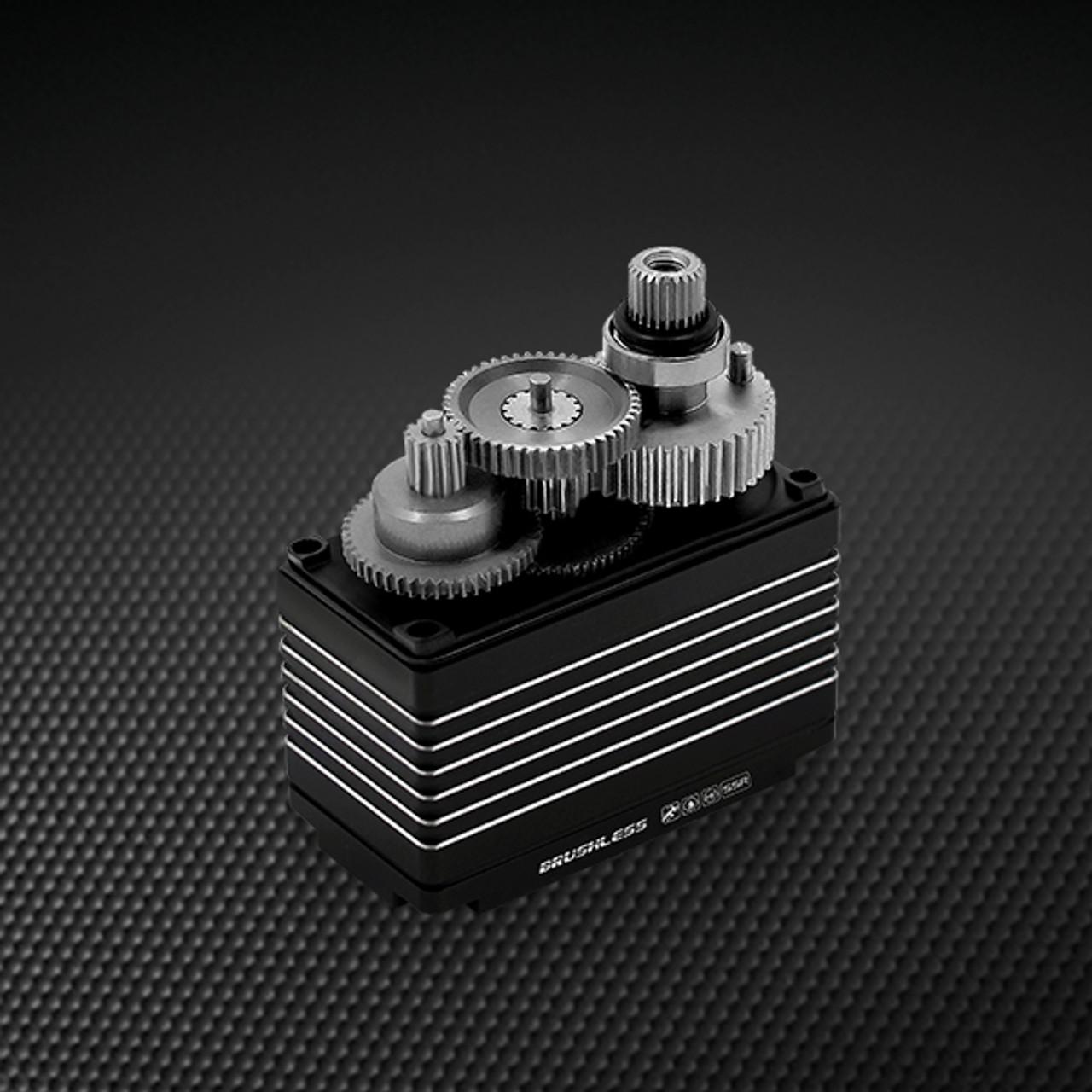 Power HD S35 Silver (0.075s/30.0kg/7.4V) Brushless Servo