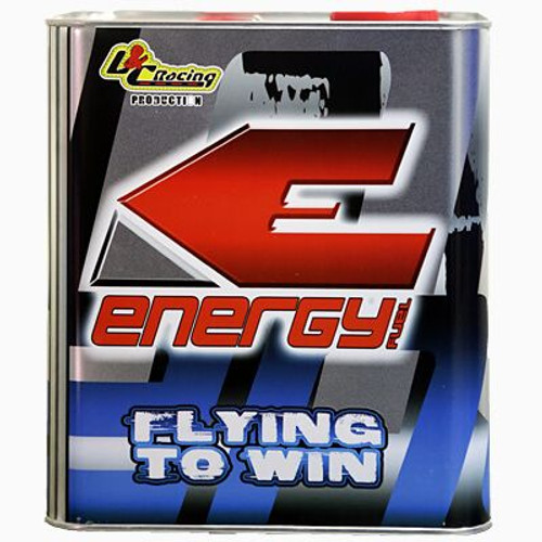 Energy Competition Fuel Plus 16% On-Road Tin 4L ***TRACKSIDE PICKUP ONLY***