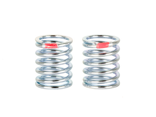 SILVER LINE SPRING RS8.9 (Short/Red/2pcs)