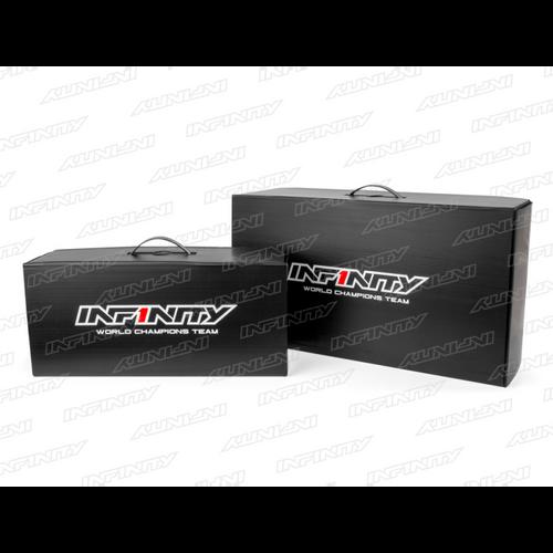 INFINITY PLASTIC CARDBOARD BOX LARGE