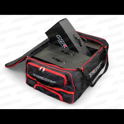 INFINITY JUMBO TROLLEY BAG (WITH PLASTIC CARDBOARD BOX 4PCS)