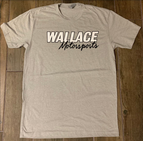 Wallace Motorsport T-Shirt (Grey)