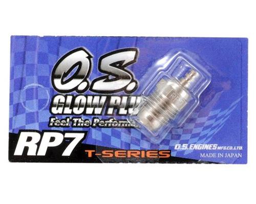 "O.S. RP7 Turbo Glow Plug ""Cold"""