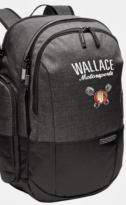 Wallace Motorsports Ogio Backpack