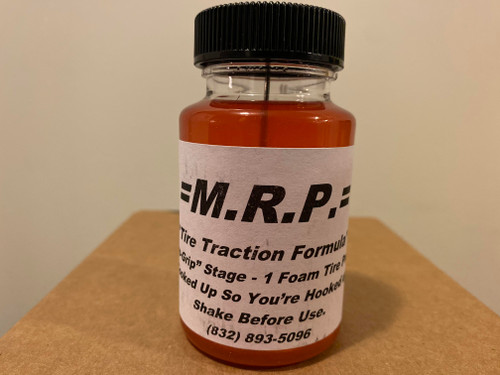 M.R.P Tire Traction Compound - Stage 1