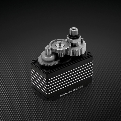 Power HD S25 Silver (0.06s/25.0kg/7.4V) Brushless Servo