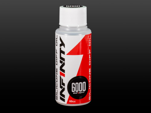 Silicone Diff Oil - Infinity #6000 (6k)