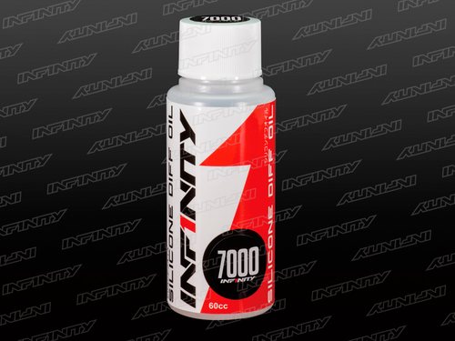 Silicone Diff Oil - Infinity #7000