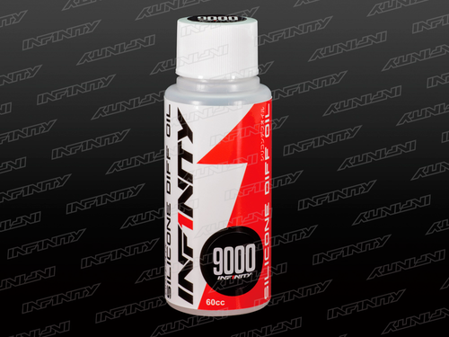 Silicone Diff Oil - Infinity #9000
