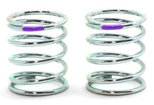 SILVER LINE SPRING TS2.5-3.0 (Short/Purple/2pcs)