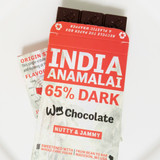 Wm. Chocolate News, July 2019: India 65% Dark Available for a Limited Time