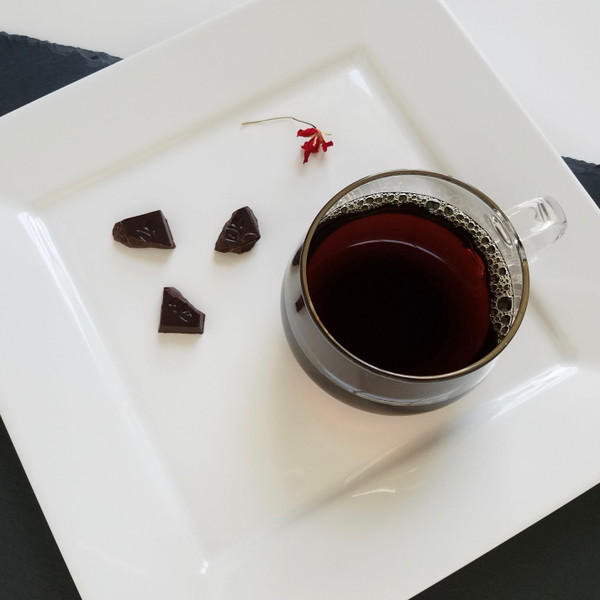 Wm. Chocolate News, January 2018: New Guide To Enjoying 100% Dark Chocolate & Upcoming Valentine's Day Events