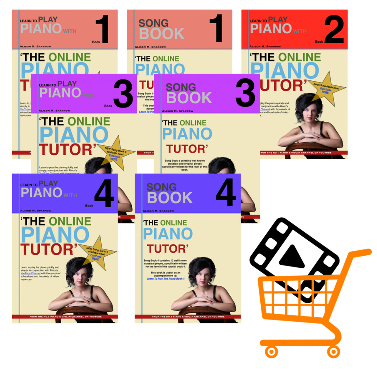 Learn To Play The Piano Books 1 4 Complete Collection Videos Download Only Ams Music Shop Dream filth is the one of the most discussed teen sites! learn to play the piano books 1 4 complete collection videos download only